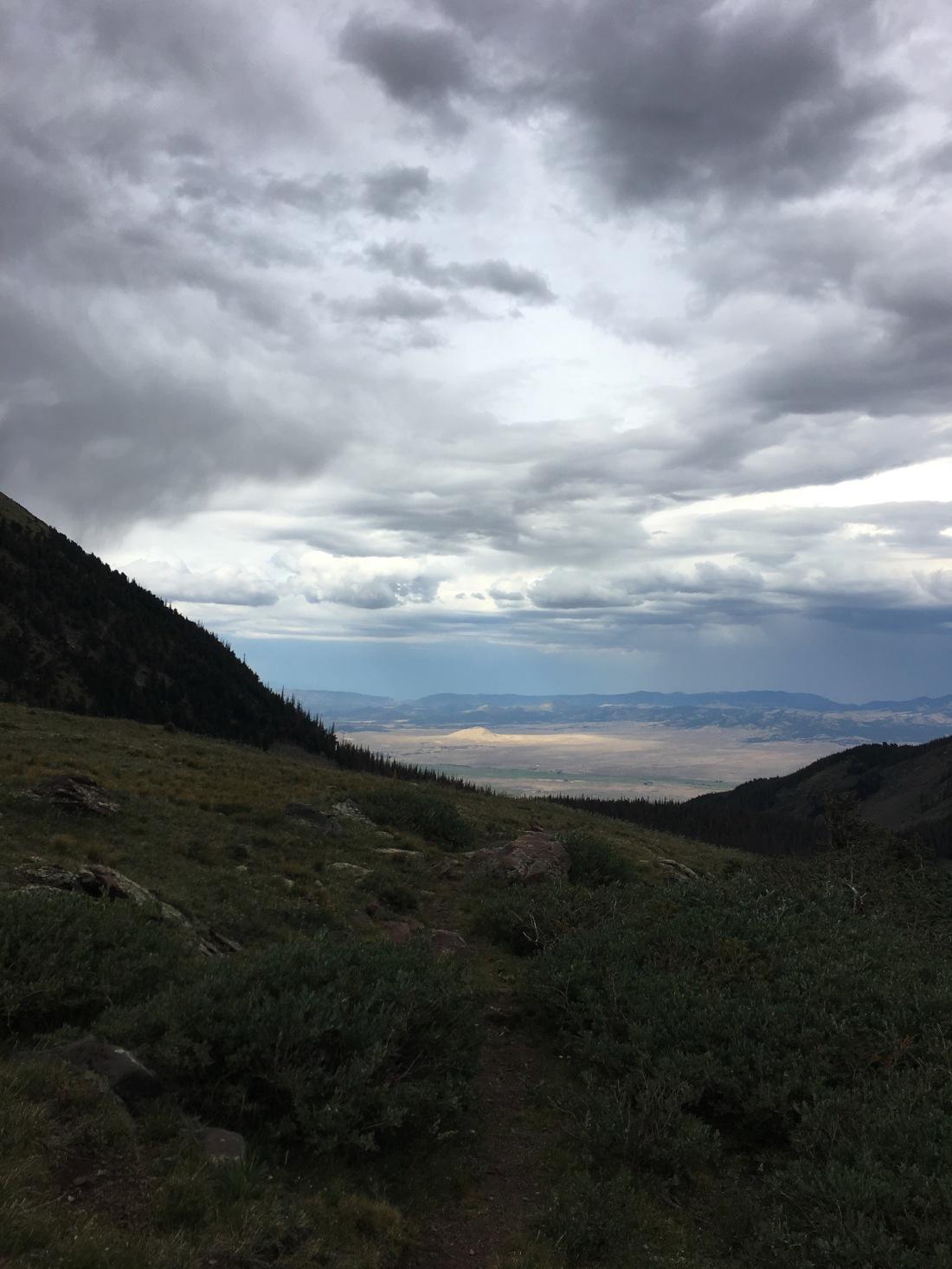 Hiking Veiws